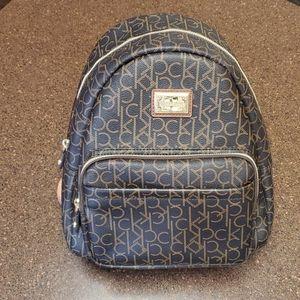 Calvin Klein Monogram Small Backpack